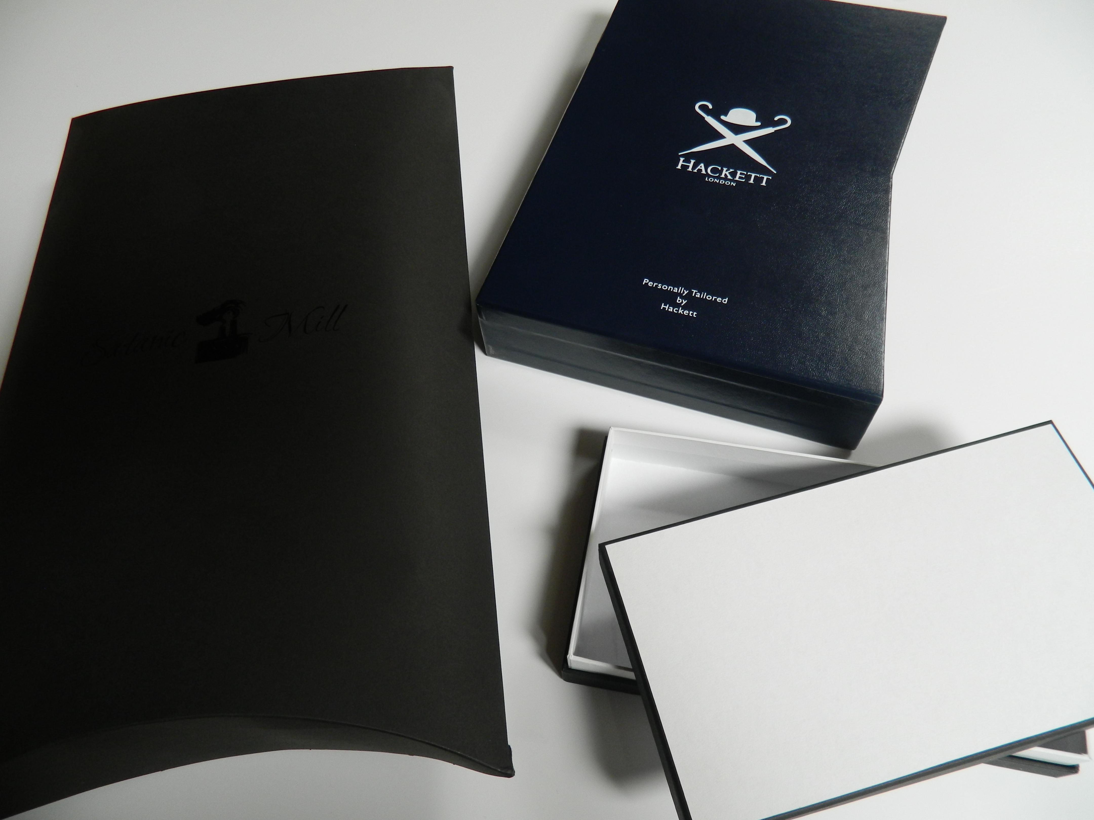 QSL Cases & Boxes